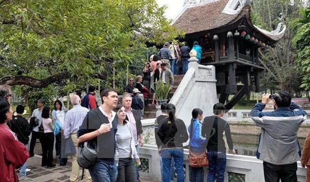 Honraran a empresas vietnamitas destacadas en turismo hinh anh 1