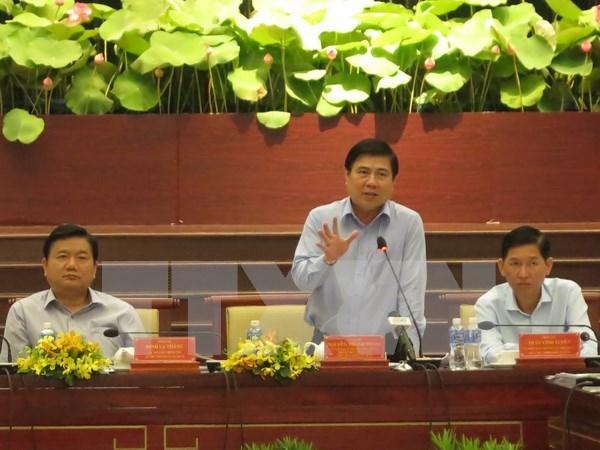 Ciudad Ho Chi Minh tendra 500 mil empresas en 2020 hinh anh 1
