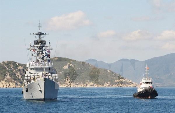 Aprueban regulaciones sobre puerto estrategico Cam Ranh hinh anh 1
