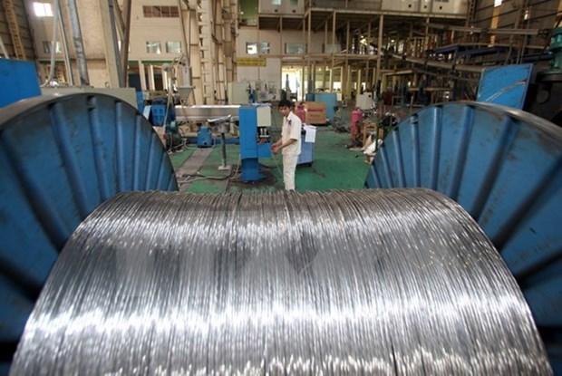 Ligero aumento de indice de produccion industrial de Vietnam hinh anh 1