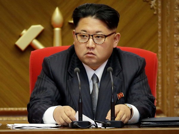 Presidente vietnamita congratula a Kim Jong-un por su nuevo cargo hinh anh 1