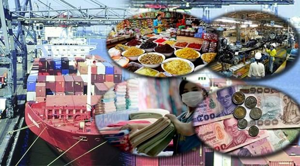 Tailandia: Exportaciones en primeros cinco meses se reducen en 1,9 por ciento hinh anh 1