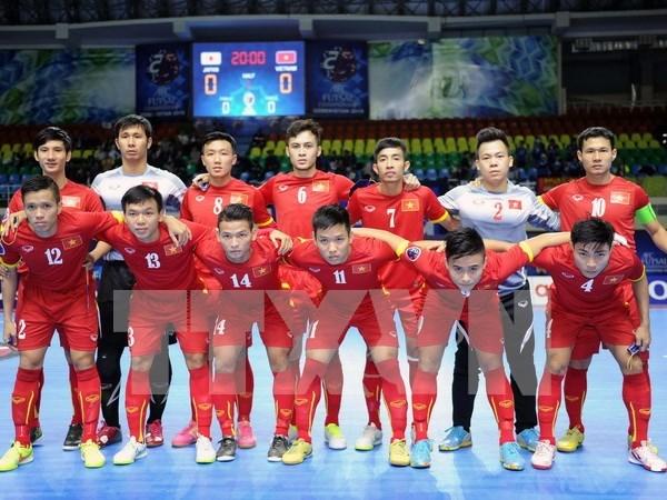 Arbitro vietnamita asignado por FIFA a ronda final de Copa Mundial de Futsal hinh anh 1