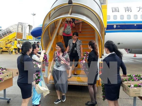 Nueva ruta aerea conecta isla vietnamita de Phu Quoc con provincia china de Guangzho hinh anh 1