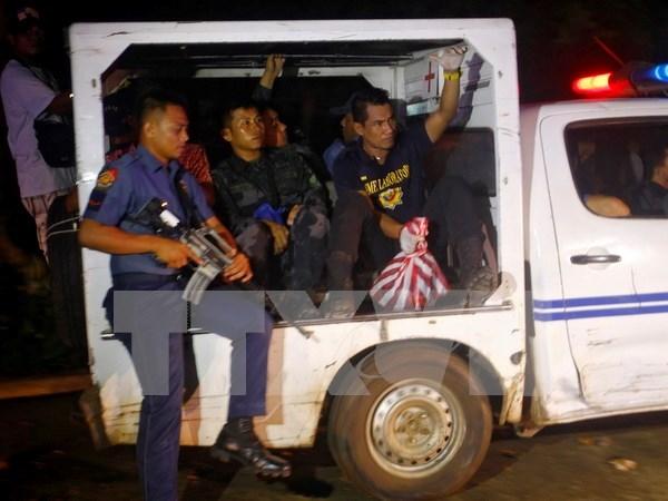 Abu Sayyaf libera a un rehen filipino hinh anh 1