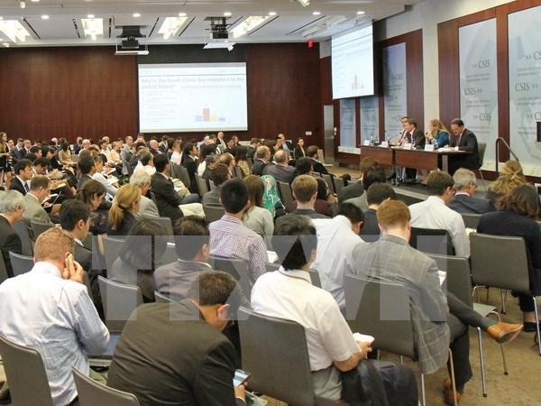 Sexta conferencia sobre el Mar del Este se efectuara la proxima semana hinh anh 1