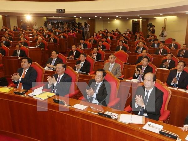 Comite Central de PCV debate lista para cargos directivos en organos estatales hinh anh 1