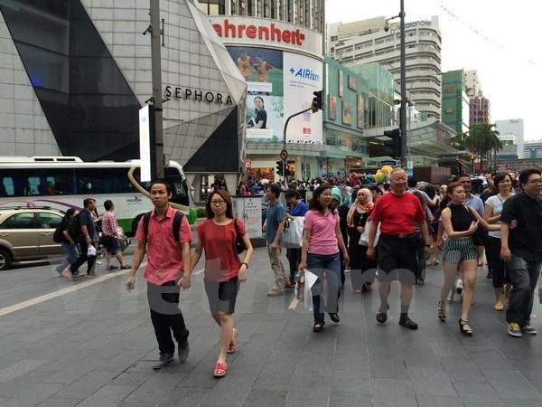 EE.UU. alerta de riesgo de atentado de EI en Malasia hinh anh 1