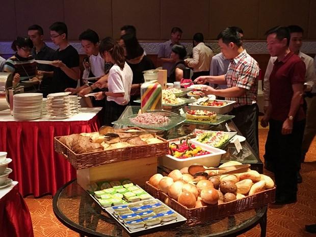En Hanoi festival gastronomico de Peru hinh anh 2