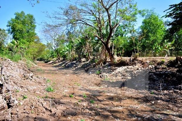 Save the Children apoya a provincia vietnamita en respuesta al cambio climatico hinh anh 1