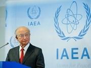 OIEA ayuda a Vietnam en proyecto de seguridad nuclear hinh anh 1