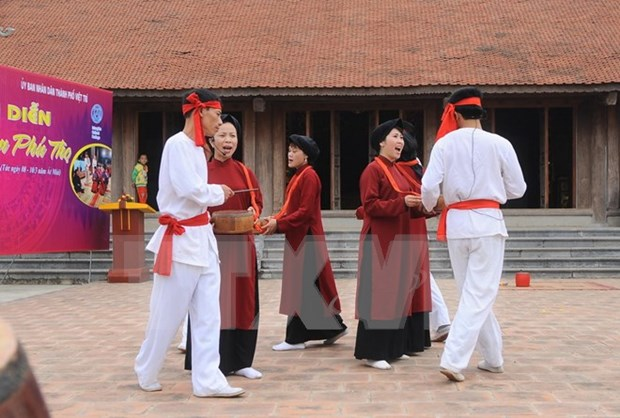 Impulsan reconocimiento a canto Xoan como patrimonio de la humanidad hinh anh 1