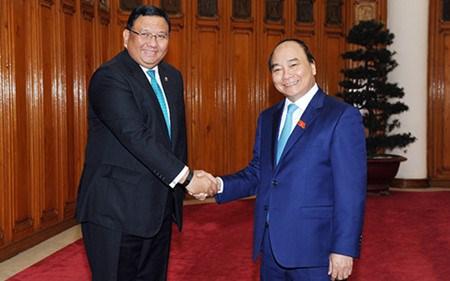 Vietnam felicita a Filipinas por aniversario de lazos diplomaticos hinh anh 1
