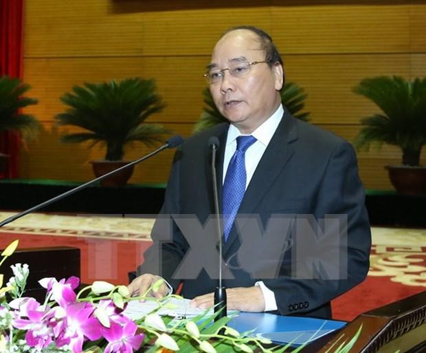 Premier vietnamita asistira a XI Cumbre de ASEM en Mongolia hinh anh 1