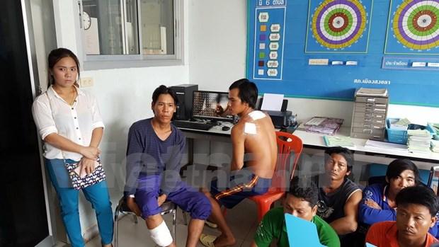 Embajada de Vietnam protege derechos de pescadores retenidos en Tailandia hinh anh 1