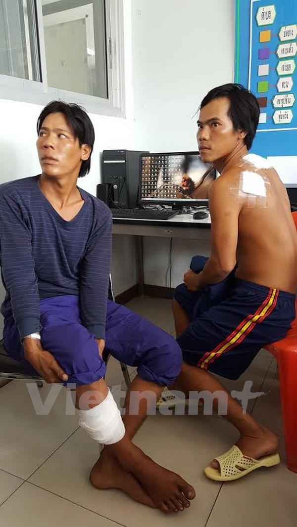 Embajada de Vietnam protege derechos de pescadores retenidos en Tailandia hinh anh 2