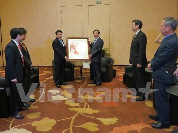 Hanoi y Seul refuerzan cooperacion multisectorial hinh anh 1
