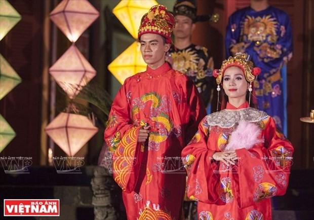Ciudadela imperial de Hue: Valores preservados y promovidos hinh anh 8