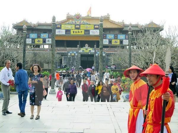 Ciudadela imperial de Hue: Valores preservados y promovidos hinh anh 2