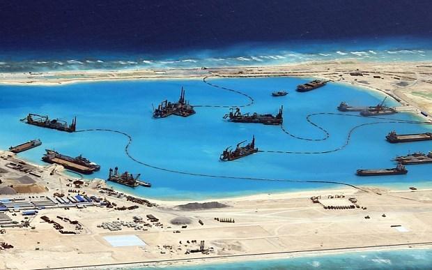 Corte Permanente de Arbitraje: Acciones de China agravan disputa con Filipinas hinh anh 1