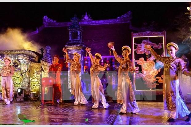 Ciudadela imperial de Hue: Valores preservados y promovidos hinh anh 9