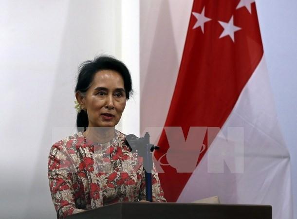 Myanmar establece Centro de Paz y Reconciliacion Nacional hinh anh 1