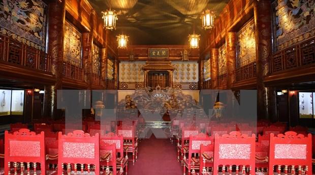 Ciudadela imperial de Hue: Valores preservados y promovidos hinh anh 6
