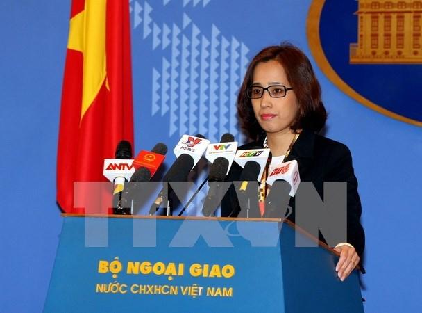 Vietnam exige a Tailandia investigar ataque contra su pesquero hinh anh 1