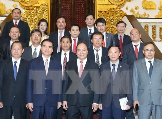 Dispuesto Vietnam a ayudar a Laos en labores de asesoramiento hinh anh 1