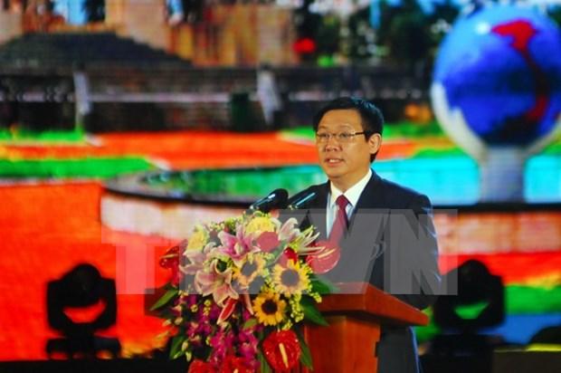 Inauguran Foro de Desarrollo Economico de Delta del Mekong hinh anh 1
