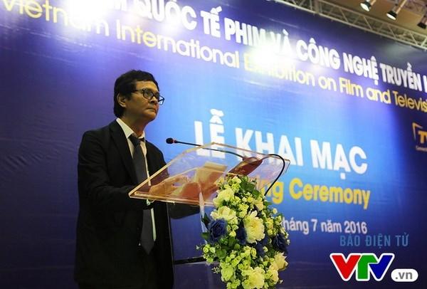 Inauguran en Hanoi Exposicion internacional Telefilm 2016 hinh anh 1