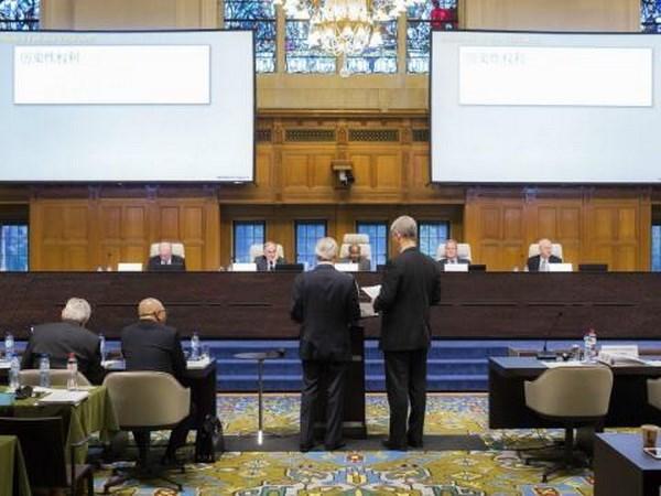 Emiten Corte Permanente de Arbitraje comunicado de prensa sobre su dictamen hinh anh 1