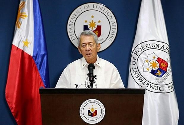 Filipinas deja la puerta abierta a negociaciones con China sobre veredicto de PCA hinh anh 1