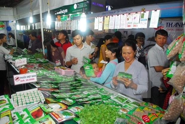 Foro busca medidas para el desarrollo de empresas del Delta del Mekong hinh anh 1