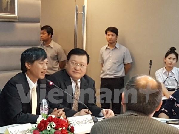 Agilizan nexos Vietnam- Tailandia por desarrollo comun de la region hinh anh 1