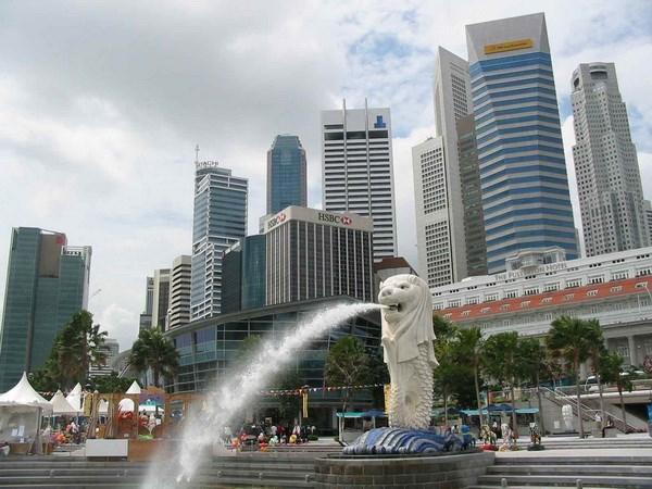 Economia singapurense crece 2,2 por ciento en segundo trimestre hinh anh 1