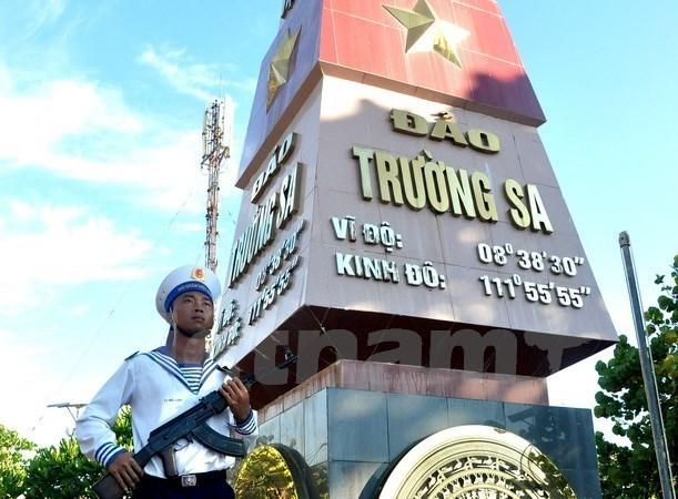Vietnam reitera soberania sobre Hoang Sa y Truong Sa hinh anh 1
