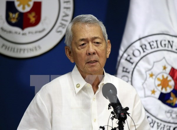 Filipinas aludira al fallo de PCA en proxima Cumbre Asia-Europea hinh anh 1