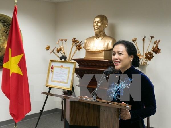 Vietnam reafirma compromiso a impulso de desarrollo sostenible y de DD.HH. hinh anh 1