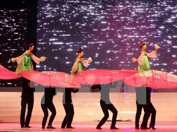 Celebraran festival internacional de arte en Vietnam hinh anh 1