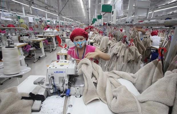 Hanoi: Exportaciones generan mas de cinco mil millones USD en primer semestre hinh anh 1