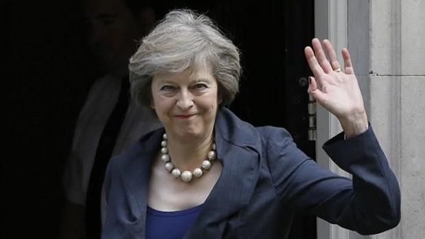 Vietnam felicita a nueva primera ministra de Reino Unido hinh anh 1