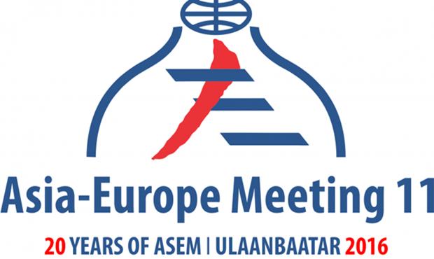 Inauguran la XI Cumbre de ASEM en Mongolia hinh anh 1