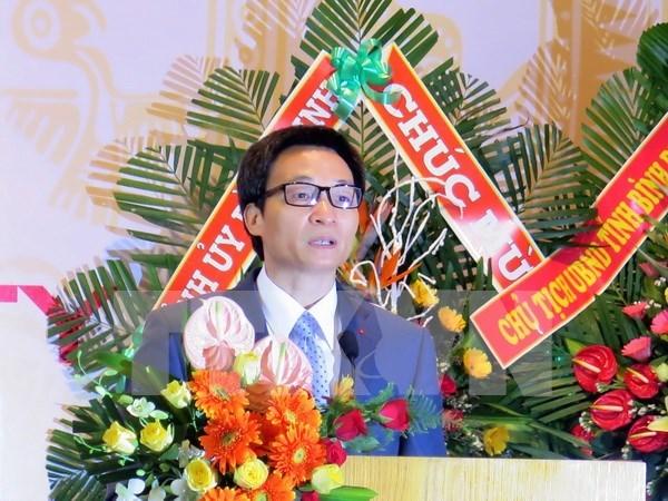 Gobierno vietnamita presta atencion a personas con merito revolucionario hinh anh 1