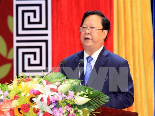 Diplomatica sueca laureada con distincion de Vietnam hinh anh 1