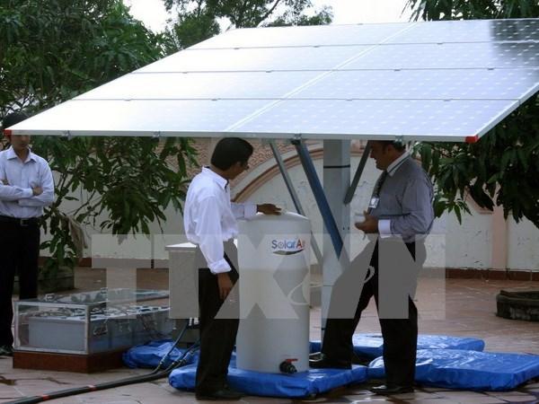 Buscan empresas europeas oportunidades de inversiones en Vietnam hinh anh 1