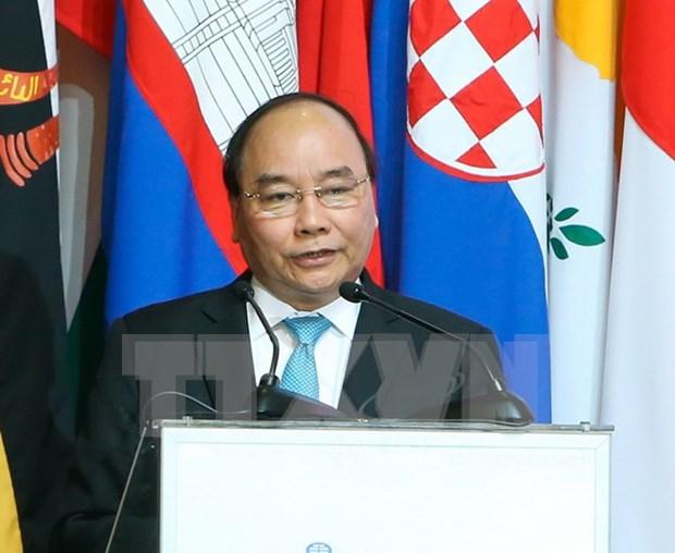 Vietnam: Dialogo y cooperacion en ASEM deben servir para desarrollo sostenible hinh anh 1