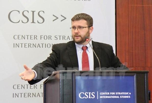 Fallo de PCA es estimulo para resolver disputas en Mar del Este, valora CSIS hinh anh 1