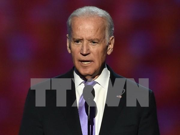 China debe respetar derecho internacional, dijo Joe Biden hinh anh 1