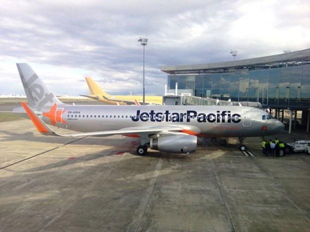 Jetstar Pacific recibe primer avion Airbus A320 CEO Sharklet hinh anh 1